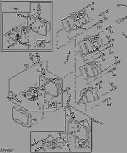 Rockshaft Control Valve  Straddle Mount