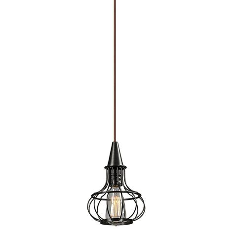 titan lighting brightling collection 1 light rubbed