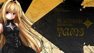 Yami, Golden, Darkness, Wallpaper, 54, Images
