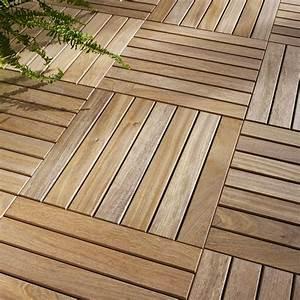 Dalle Composite 50x50 : dalle de bois pas cher ~ Premium-room.com Idées de Décoration