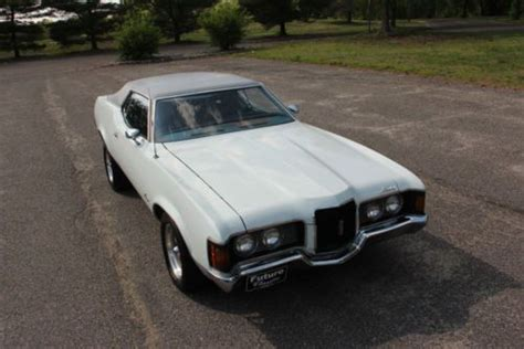 Buy Used 1971 Cougar Coupe 351 Auto 16