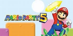 Mario Party 5 Nintendo GameCube Games Nintendo