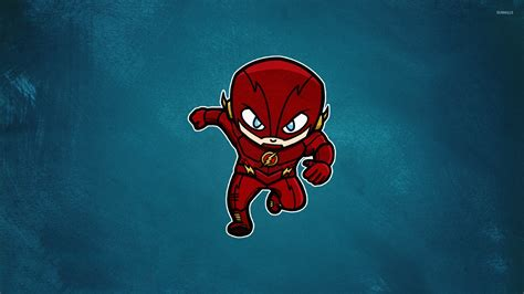 Flash Animated Wallpaper - flash on a blue wall wallpaper comic wallpapers 49486