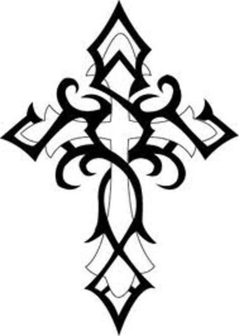 Cross Tattoos, Angel Tattoos, And Religious Tattoos; Cross