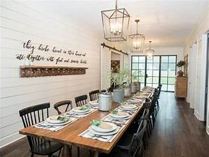 Fixer Upper: A Very Special House in the Country HGTV's
