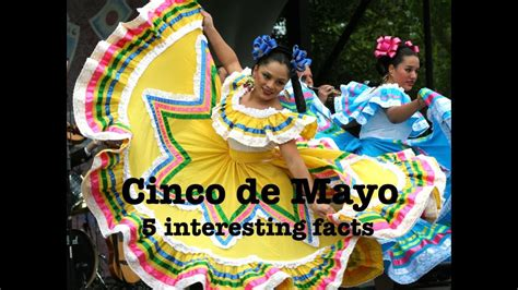 Cinco de Mayo : 5 facts that you probably didn't know ...