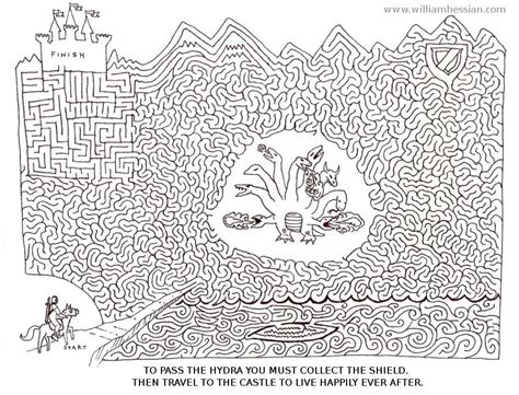 Complicated Coloring Pages For Adults
