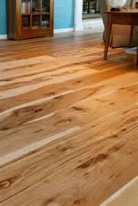 harvest hickory flooring mountain lumber