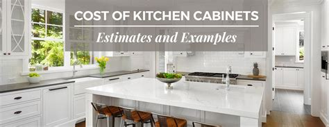 kitchen island cost cost of kitchen cabinets estimates and exles 1880