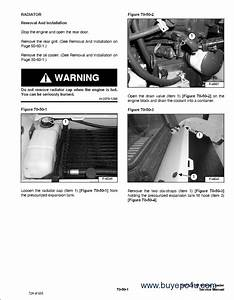 Bobcat S175  S185 Turbo  525  Service Manual Pdf