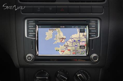 vw navigation discover media vw discover media pq navigation system satnav systems