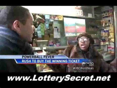 lottery changed won