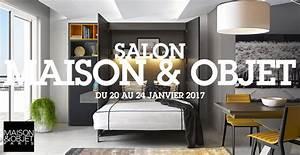Maison Et Objets : salon maison et objets faites le plein de cr ativit pour ~ Dallasstarsshop.com Idées de Décoration