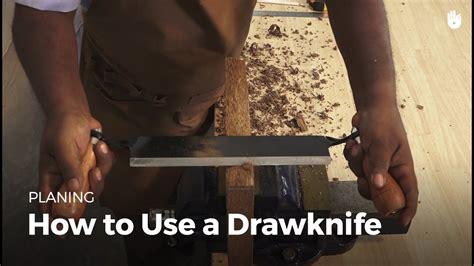 drawknife woodworking youtube