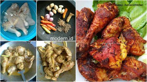Resep ayam balut kacang tanah resep ayam tumis teriyaki. Ayam Goreng Bumbu Kuning, Makan Siang Simpel Tapi Mantap ...