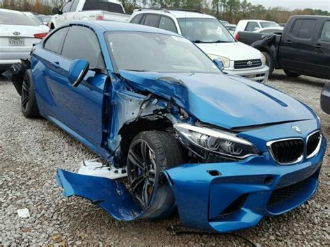2018 bmw m2 for sale tx houston tue apr 17 2018 salvage cars copart usa