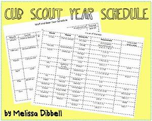 plan the best year ever for your cub scouts the boy With boy scout calendar template