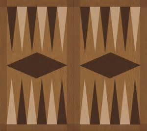Backgammon Board Travis Callahan