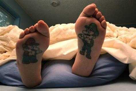 Fresh Pics 40 Geeky Video Game Tattoos
