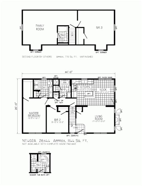 floor plans for large homes nt402a emery by mannorwood homes cape cod floorplan
