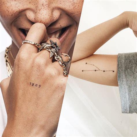 tatouage signe astrologique astro quel tatouage selon mon signe astrologique album photo aufeminin