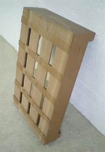 Cagette En Bois : cagette bois ~ Teatrodelosmanantiales.com Idées de Décoration