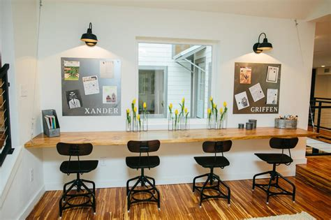 Schip Family Office by 9 Design Tricks We Learned From Joanna Gaines Hgtv S