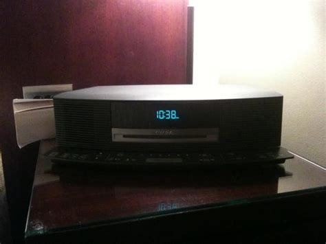 desk radio cd player bose cd player radio on bedside table picture of sofitel