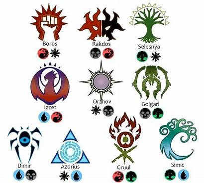 Tattoo Magic Gathering Symbols Icons Symbol Inspiration
