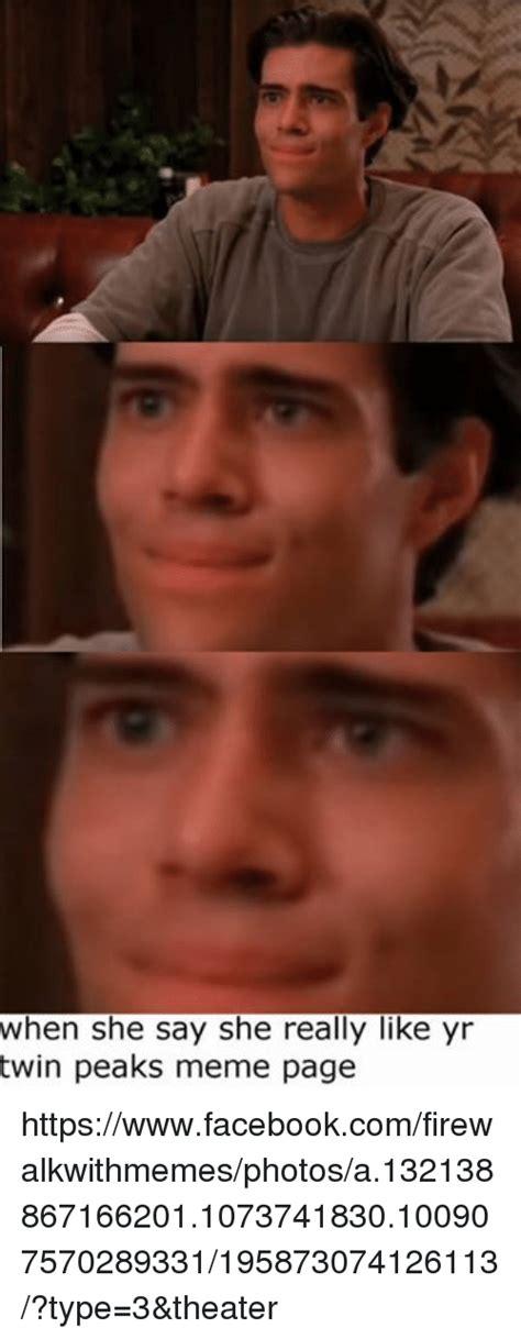 Twin Peaks Memes - funny twin peaks memes of 2017 on sizzle twin peak