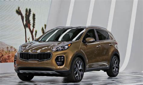 kia sportage   big reputation