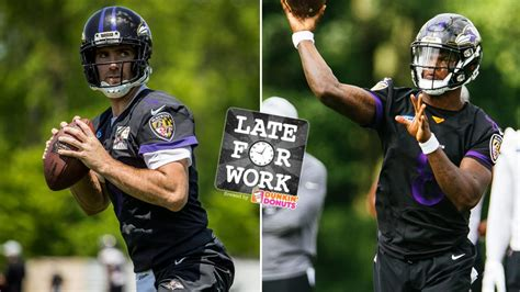 Late for Work 8/14: Peter King: Joe Flacco Wants to Keep ...
