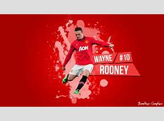 Wayne Rooney Manchester United Wallpaper by
