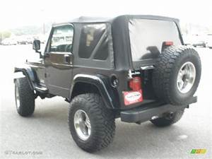 2005 Jeep Wrangler X 4x4 Custom Wheels Photo #39386153 ...