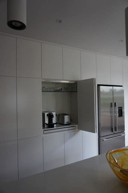 kitchens cabinet doors drummoyne modern kitchen sydney by interiors infocus 3545