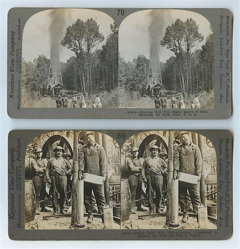 It is $24.95 from kraus. Lot - Antique Rare Set of 2 Stereoscope Photo Cards Oil