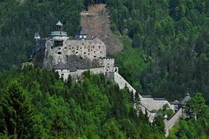 Замки Австрии: Хоэнверфен (Hohenwerfen Castle) - Мастерок ...