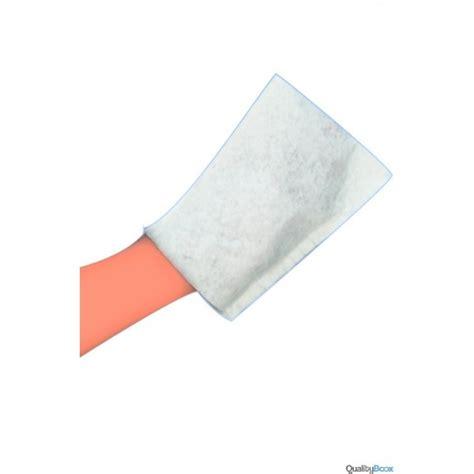 gant de toilette jetable non tiss 233 s
