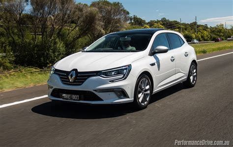 renault megane 2017 renault megane gt line 1 2t review video