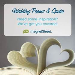 to my groom on our wedding day card wedding poems quotes magnetstreet weddings