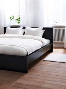 ikea malm bed done right minimalist futuristic
