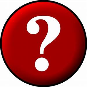 Funny Question Mark Clipart - Clipart Suggest