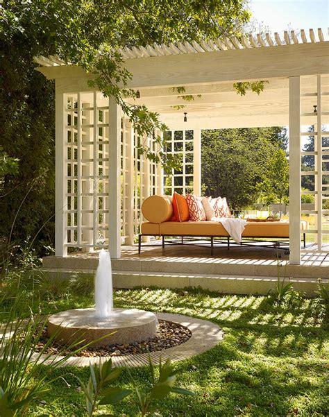 Backyard Pergola Ideas by Outdoor Gazebo Ideas For A Great Living Area