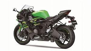 2019 Kawasaki Ninja Zx-6r Launched At Aimexpo