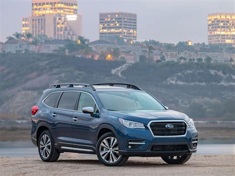 subaru ascent touring ownership review kelley blue book