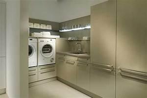 cuisine amenage cuisine design le havre coeur2ville With faire un plan maison 16 rangement de la maison une buanderie bien organisee