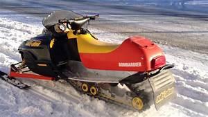 2000 Ski-doo Mxz 700