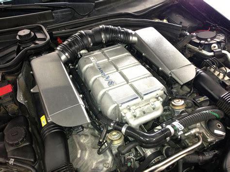 Kleemann R171 Slk55 Amg M113 V8 Supercharger