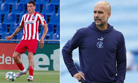 Manchester City 'set to rival Chelsea for Atletico Madrid ...