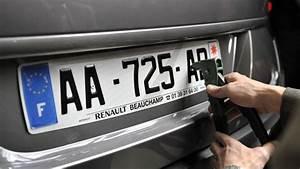 Plaque Immatriculation Voiture : les fausses plaques d 39 immatriculation dans le viseur ~ Melissatoandfro.com Idées de Décoration